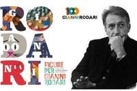 """Figure per Gianni Rodari"" mostra di Bologna Children's Book Fair e Regione Emilia-Romagna 2020"
