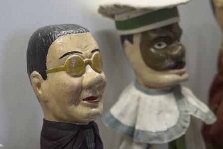 "Burattini, Museo ""Leo Preti"" Crevalcore"