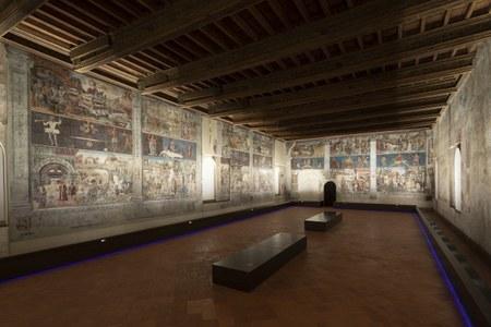 Museo Schifanoia, Ferrara - ala albertiana