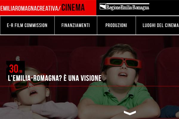 Nuovo sito Emilia-Romagna Creativa