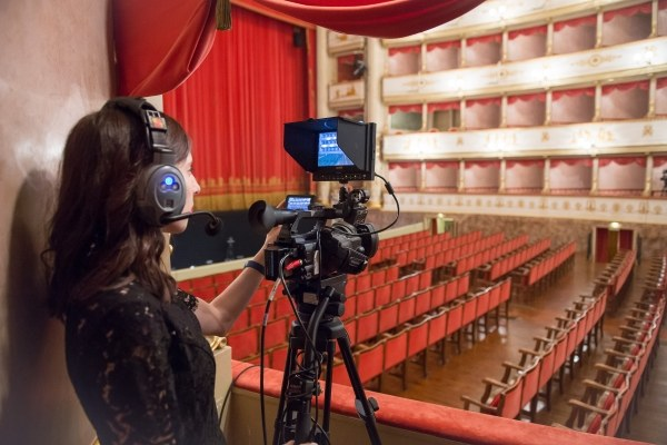 OperaStreaming_corso video