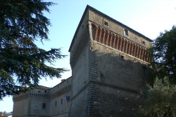 Palazzo Alidosi, Castel del Rio