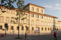Ricostruzione, Palazzo Sartoretti Reggiolo (Re)