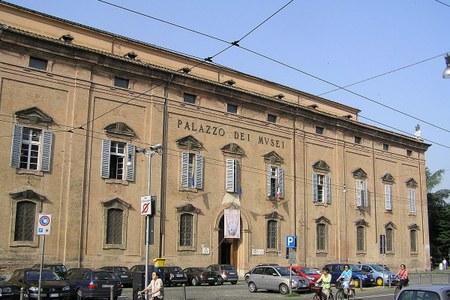 Modena, Palazzo dei Musei, Gallerie estensi