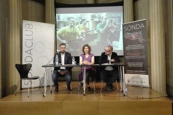 Presentazione progetto Sonda Club_vinili