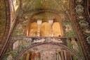 Ravenna, abside Basilica di san Vitale, mosaici