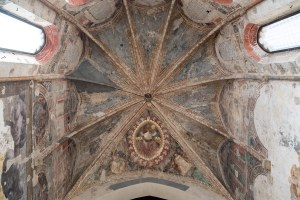 Chiesa San Francesco in Prato, interno 2, Parma