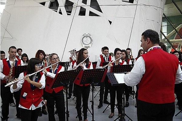 Scuola di musica, spettacolo, Expo