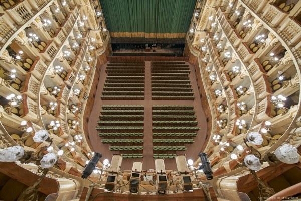 Teatro Comunale Bologna_interno