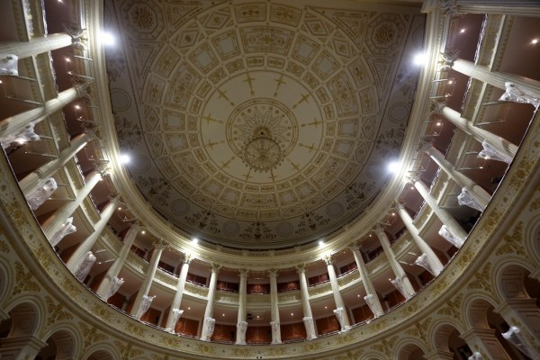 Teatro Galli_interno