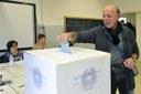 Elezioni regionali 2014 Emilia-Romagna - seggio - elettore