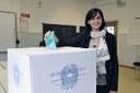 Elezioni elettorali 2014 Emilia-Romagna - elettrice