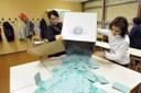 Elezioni regionali 2014 Emilia-Romagna - schede - seggio