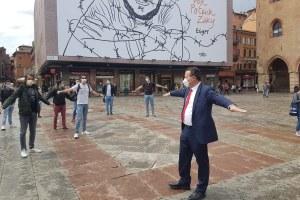 Evento Piazza Maggiore a Bologna, 29 maggio 2020