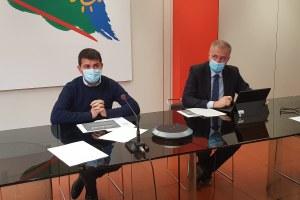 14 ottobre  conferenza stampa Mammi  misure per agroalimentare