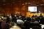 7^ Conferenza del PAR a Bologna- Platea