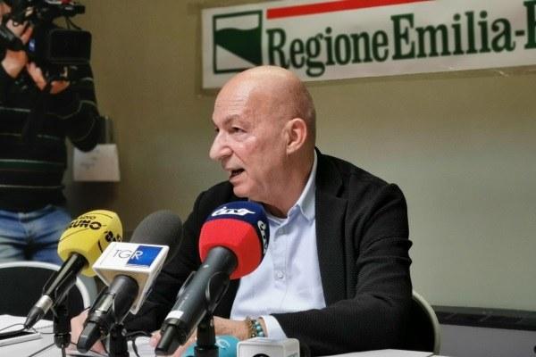 Venturi in Conferenza stampa Coronavirus del 25 febbraio