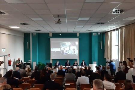firma accordo attuativo Ausl Romagna Unibo