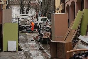 Alluvione fiume Secchia (gennaio 2014) - 1
