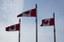 Missione Canada Caselli giugno 2019 Bandiere