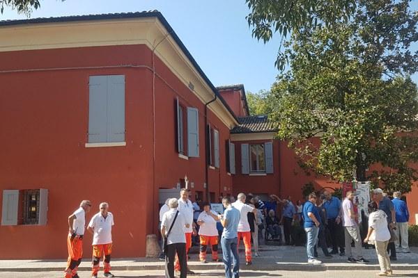 Inaugurazione Museo civiltà contadina di Bastiglia 8 settembre 2018