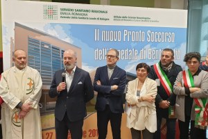 Inaugurazione Pronto soccorso Bentivoglio -3 - 27/11/19