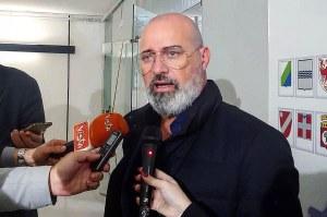Il presidente Bonaccini dopo la Conferenza delle Regioni