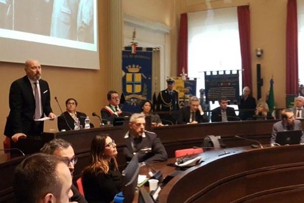 Bonaccini a Modena per 70esimo anniversario medaglia d'oro al valore militare - discorso