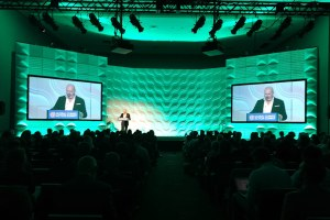 Bonaccini al Gcas Global climate action summit California 14 settembre 2018 - 2