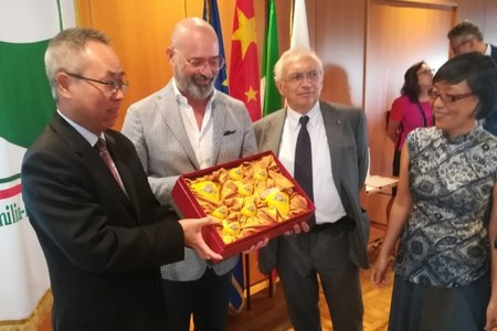 ambasciatore cinese