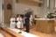 Bonaccini e Zuppi a Sant'Agata inaugurazione chiesa ricostruzione novembre 2019