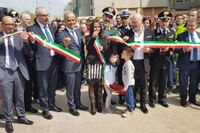 Bonaccini inaugura lavori Garibaldi 2