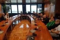 Bonaccini incontra lavoratori IIA 15-11-18