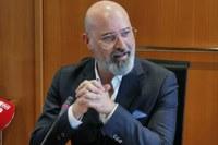 Presidente Stefano Bonaccini presenta nuova Giunta (13 febbraio 2020)