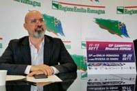Bonaccini presenta Gran Premi Moto GP San Marino e Riviera di Rimini ed Emilia-Romagna e Riviera di Rimini (giugno 2020)