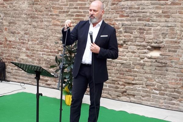 Inaugurazione Torre Nonantola Bonaccini (luglio 2018)