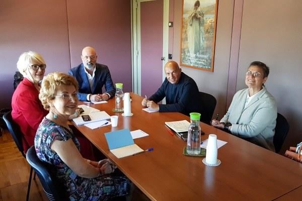 Bonaccini e Venturi incontrano l'associazione Loto onlus per il tumore ovarico - 9/9/2019