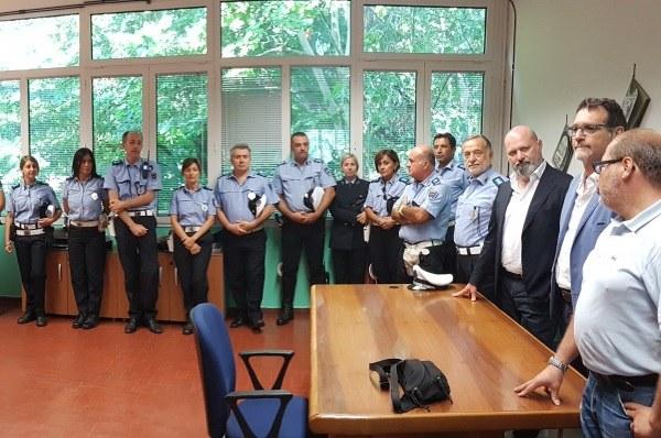 Incidente Borgo Panigale - Bonaccini incontra polizia municipale