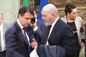 Bonaccini da Conte 28 febbraio 2019