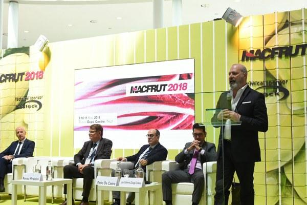 Macfrut 2018,  Bonaccini