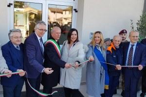 Inaugurazione municipio Caldarola con Gazzolo, 30/11/2019