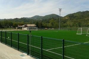Campo sportivo Ponte dell'Olio, inaugurazione - 23/09/2017