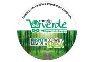 Carrello verde, logo