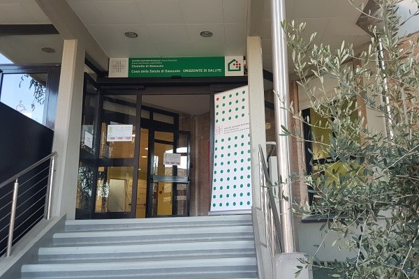 Inaugurazione Casa Salute Sassuolo Bonaccini 21 marzo 2019
