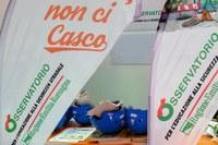 Campagna Casco al Giro d'Italia