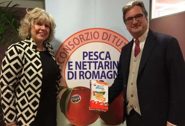Caselli - accordo Ferrero e Pesca Igp