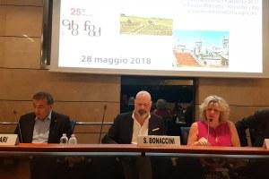 Bonaccini Rapporto agroalimentare 2017