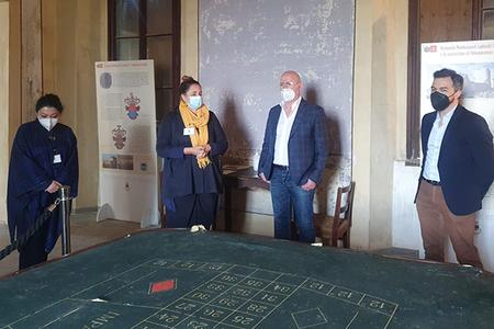 Bonaccini, inaugurazione Castello di Guiglia (Mo) - 2