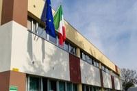Inaugurazione Polo scolastico Castelvetro Piacentino 21/10/2020 con Bonaccini
