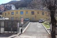 Centro polifunzionale di Castiglione dei Pepoli- esterno dell'edificio